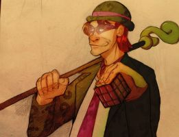 The Riddler by Toxandreev