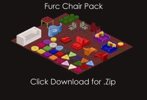 Furc Chairs Pack [Free] by Naeomi