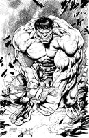 HULK strongest by gammaknight