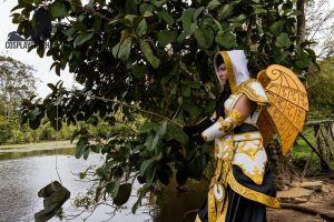 World of Warcraft Priest by CosplayGraphy