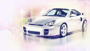 Porsche 911 - wallpaper by demeters