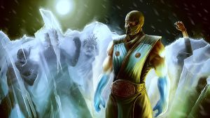 Sub Zero by VenomizedArt
