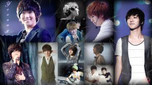 Yesung Wallpaper 2 by Cristal1994