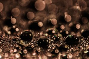 Water Droplets 4 by Jtother777