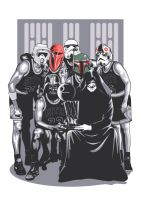 THE DEATH STARS by UCArts