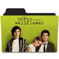 The Perks of Being a Wallflower Folder Icon by efest
