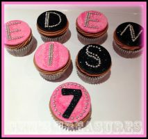 Monster High Cupcakes For Eden by gertygetsgangster