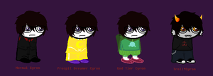 Cyronsprites! by Undeadhatred