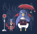 My Neighbor Prinny - shirt design by SarahRichford