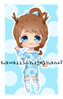 [AUCTION/CLOSED] Winter Adoptable by KawaiiIchigoChanx3