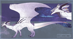 Auction #38 Galaxy dragon [closed] by Aivomata