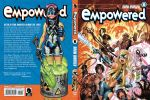 EMPOWERED 6 front+back cover by AdamWarren