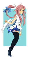 ADOPTS :: Angel Kemonomimi girl (SOLD) by Tobi1313