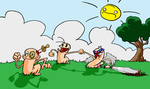 Worm Time with Good Buds by Pigbuster