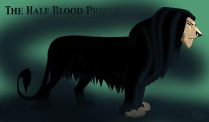 The Half Blood Prince by dyb