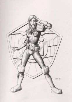 Judge Anderson Commission by TomRFoster