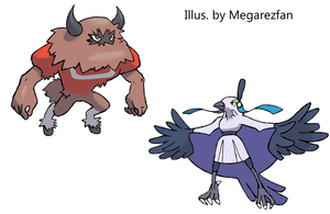 Super Ultra Mega Fakemon Tournament Round Two by MegaRezfan