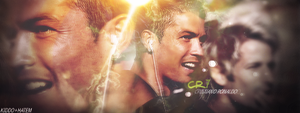 Ronaldo collab by Hatem-DZ