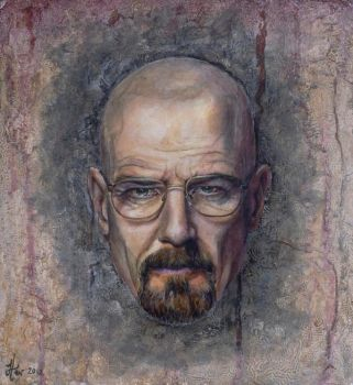 Walter White is the Danger by hever