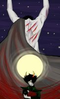 The Dolorosa and The Sufferer by levi--ackerman