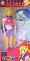 Sailor Moon R Senshi Fuku Doll by aleena