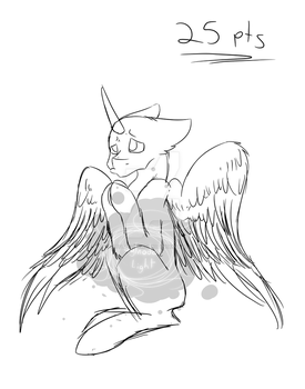 ((YCH)) Pretty please?? - 0/5 slots left - by SylnodelLight