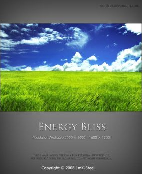 Energy Bliss by mx-steel