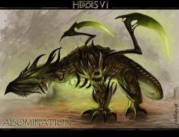 Abomination by ExAequo94