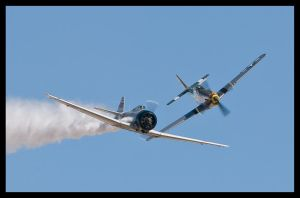 Smoke One II by AirshowDave