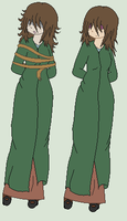 Original- Both Forms of Janice by Karma-Maple