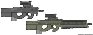 PX90 DMR by ZiWeS