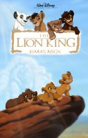 The Lion King - Kiara's Reign poster (redone) by TC-96