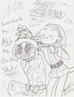 ALL the Christmas Stats (for SmilehKitteh) by Mister-Saturn