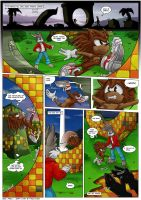 SP: Issue 1 Page 3 by Swirlything