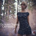 RC Simple Dress G3 by red-creations