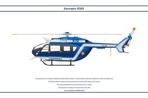 EC145 France 1 by WS-Clave