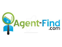 Agent Find Logo by sampdesigns