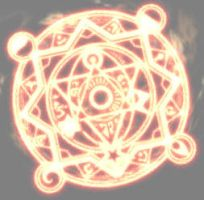 Ifrit's summon circle by IvySun
