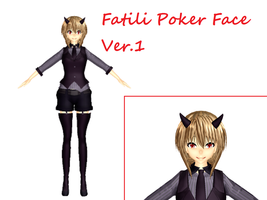 Fatili Poker Face V1 by Lisica1213