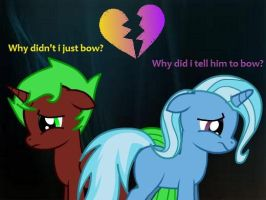 When she said Bow... by TagTeamCast