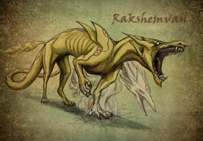 AT: Rakshemau by SiberianDragon