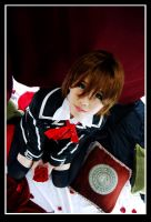 Vampire Knight : Yuki Cross by EnigmaticWind