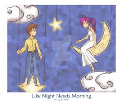 Like night needs morning by MarioRoz