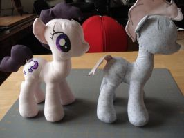 MLP Plush Mockup by valleyviolet