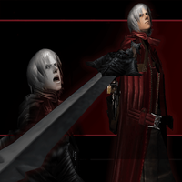Devil May Cry 3 SE - DMC3 Dante by Elvin-Jomar