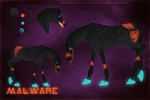 Malware by WhimsicalRuby