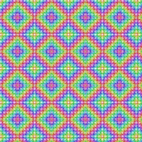 Psychedelic Weave Pattern by Humble-Novice