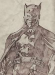 Batman by Nick-Kazama