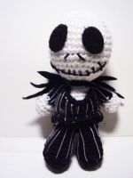 Nightmare: Jack Skellington by Nissie