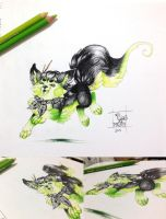 Comm: Loki Soosh [Traditional] by Pepperoonie